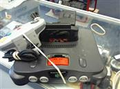 Nintendo 64 Console w/Expansion and Game Shark
